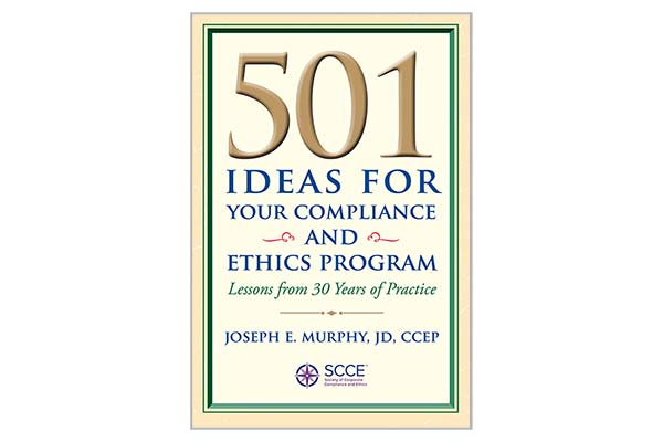 501 Ideas for your Compliance and Ethics Program
