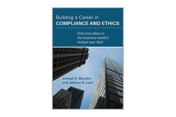 Building a Career in Compliance and Ethics