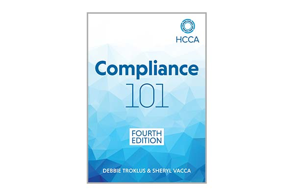 Compliance 101, Fourth Edition - HCCA