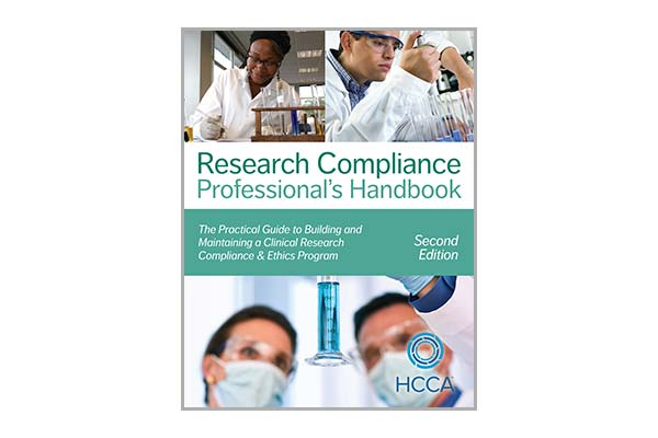 Research Compliance Professional's Handbook, 2nd Edition